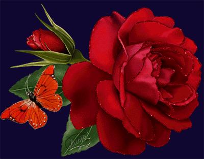 Roses Pictures Https Sowar Ward Blogspot Com Beautiful Red Roses Happy Birthday Dear Friend Glitter Flowers