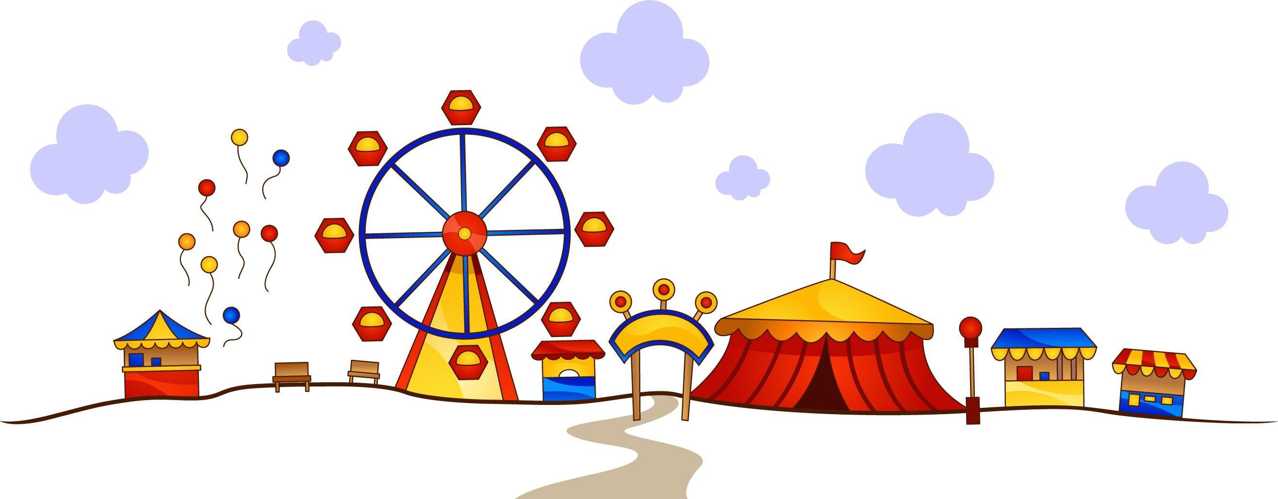 man ges f te foraine recherche google clipart pinterest rh pinterest com Theme Park Clip Art Black and White theme park rides clipart