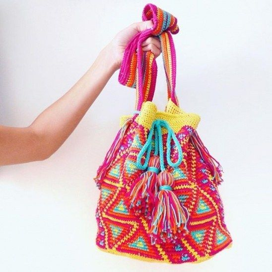 Mochilla Bag   25 Adorable Purses And Bags You Can Make Yourself