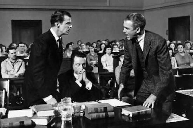This is the way the movies play legal fiction. Scene from Anatomy of a Murder. I WATCHED ONEof those 48 hour mystery shows about a murder trial. The kicker was that no one had ever found the body. The supposed victim, a young woman, just... Read more