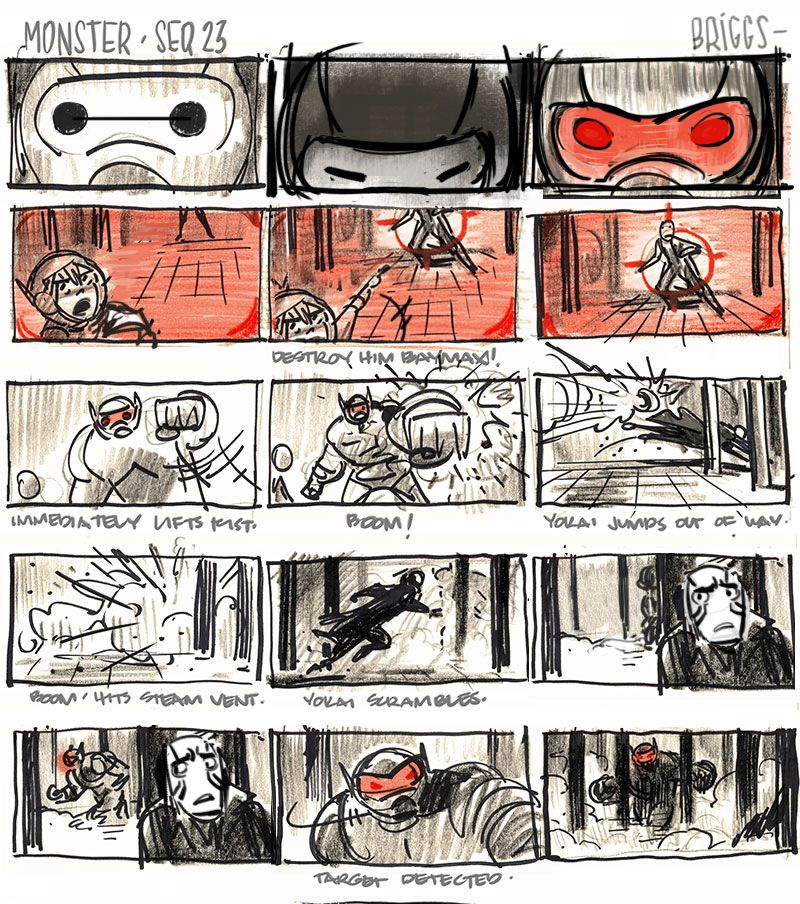 pbcbstudiostumblr  StoryBoards Pinterest - comic storyboards