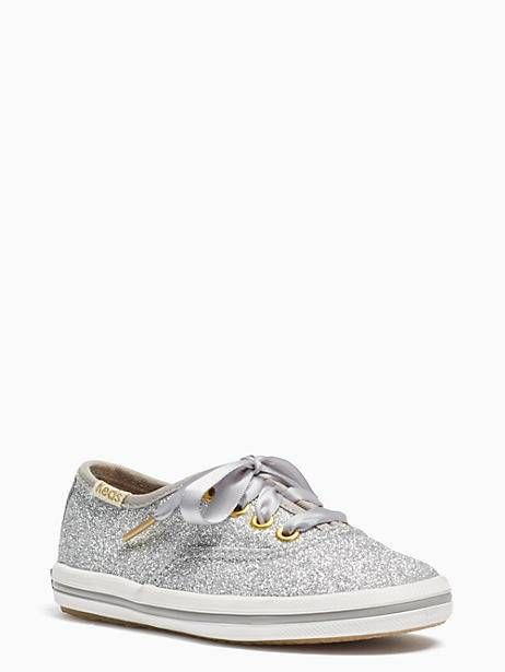 f18deed33 Keds Kids X Kate Spade New York Champion Glitter Toddler Sneakers ...