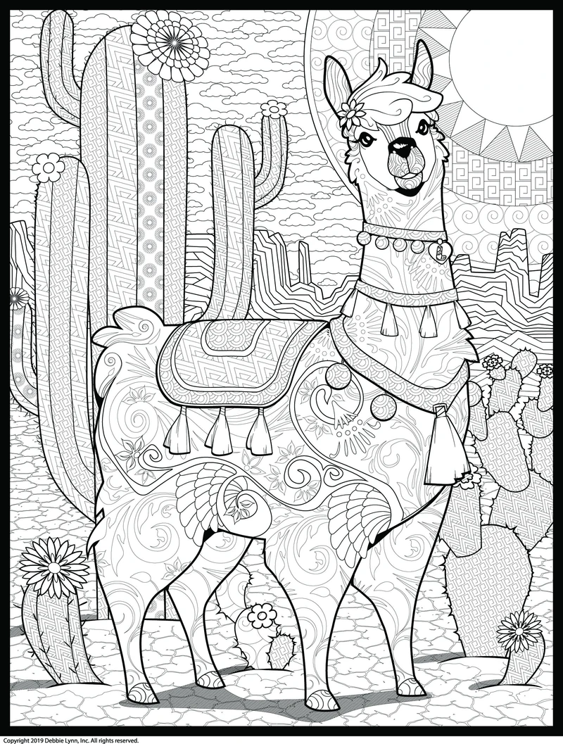 Top 100 Christmas tree coloring pages: The ultimate (free ... | 1057x800