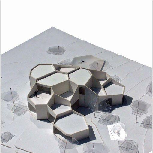 Proyecto Casa De Campo En Toledo Pavilion Architecture Form Architecture Concept Architecture