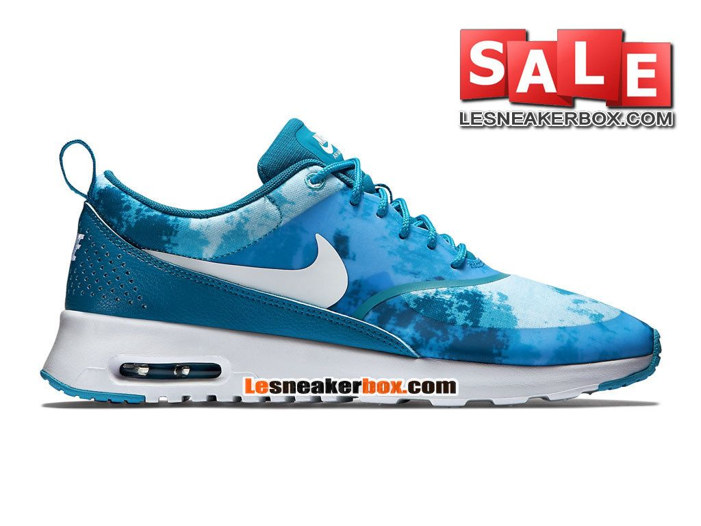 low priced 4f726 17176 nike-wmns-air-max-thea-print-chaussures-nike-