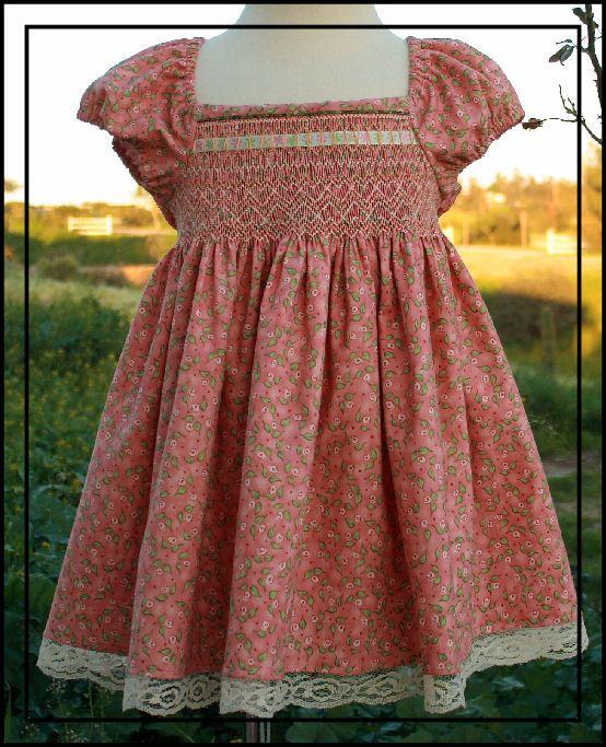28++ Smocking dress pattern information