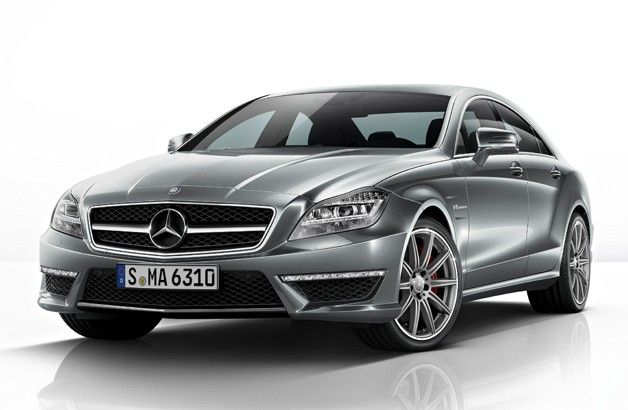 Mercedes Benz Cls63 Amg Gets Same Awd Power Boost As New E63