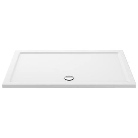 Aurora Stone Rectangular Shower Tray Various Sizes Victorian Plumbing In 2020 Shower Tray Wet Rooms Rectangular