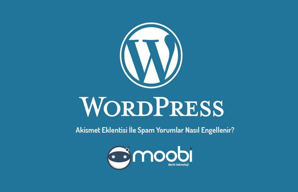 WordPress Spam Yorumları Engelleme Akismet Api Key Alma Word