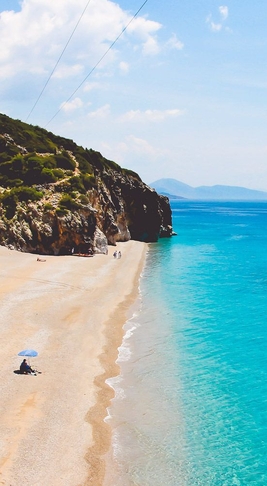 The Ultimate Guide To A Budget Beach Holiday In Albania Albania