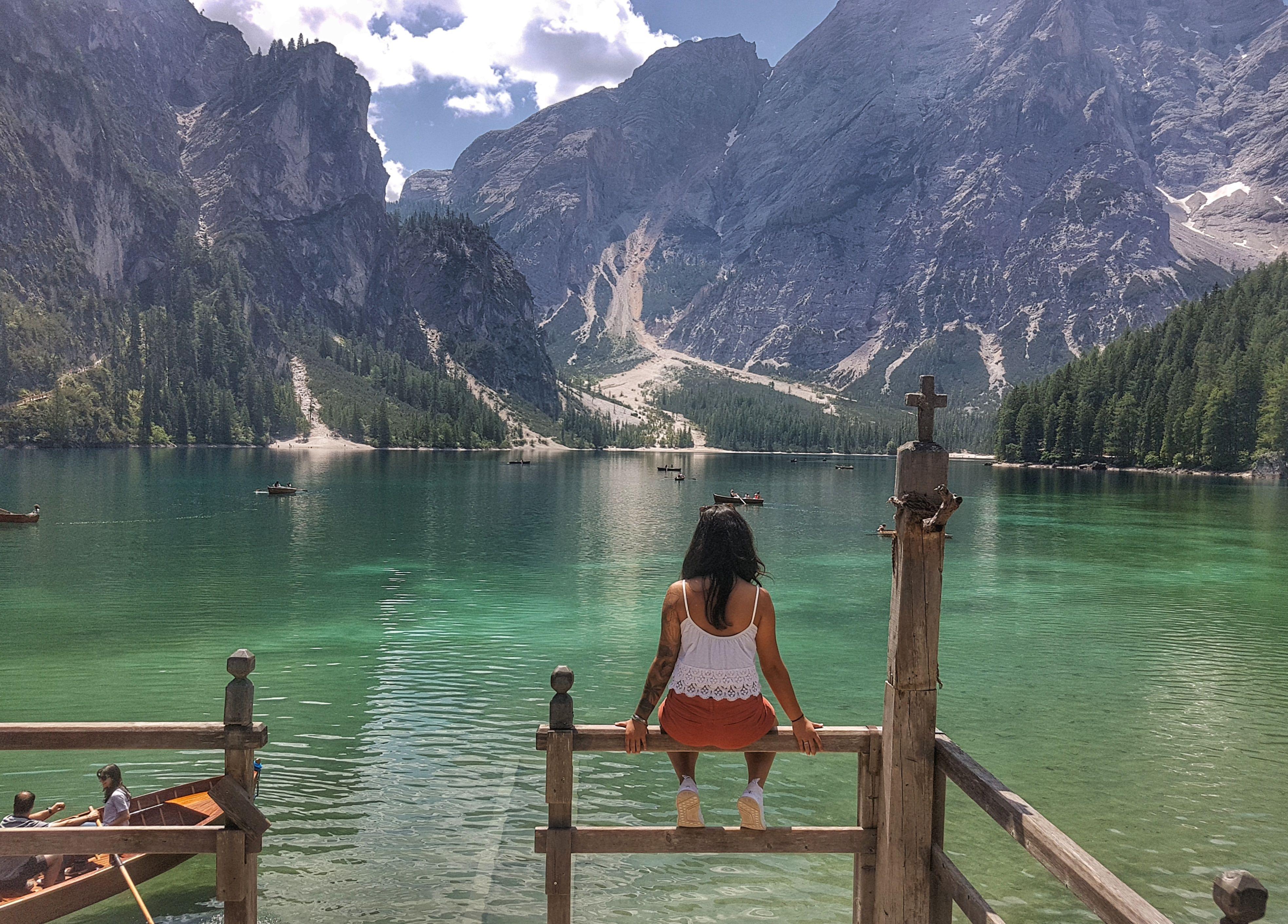 Die schönsten Seen & Berge von Südtirol Salty toes