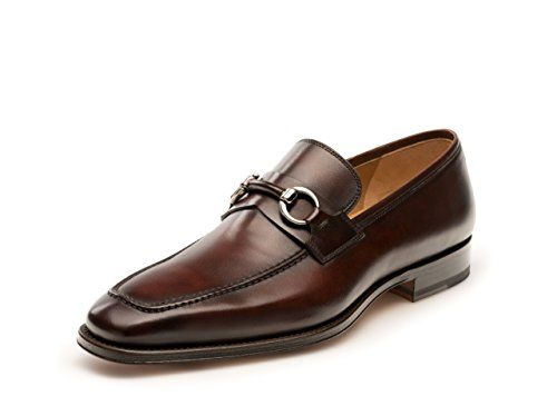 New Magnanni Lezuza Tabaco Men's Loafer Shoes Men Fashion