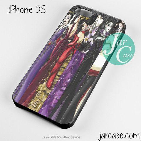 disney villain Phone case for iPhone 4/4s/5/5c/5s/6/6 plus