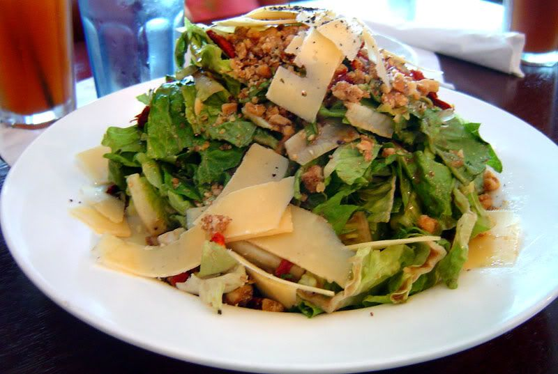 Cyma's Roka Salata