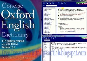 Free Download Oxford Dictionary of English for PC - YouTube