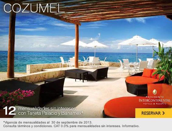 Se acabaron las vacaciones, pero eso no quita que te des una escapada a la isla de las golondrinas #Cozumel. http://ow.ly/o4f7P