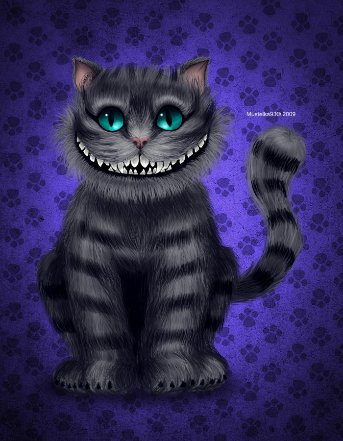 Cheshire Cat By Joanna B C 2009 Cheshire Cat Alice In Wonderland Cheshire Cat Art Cat Art