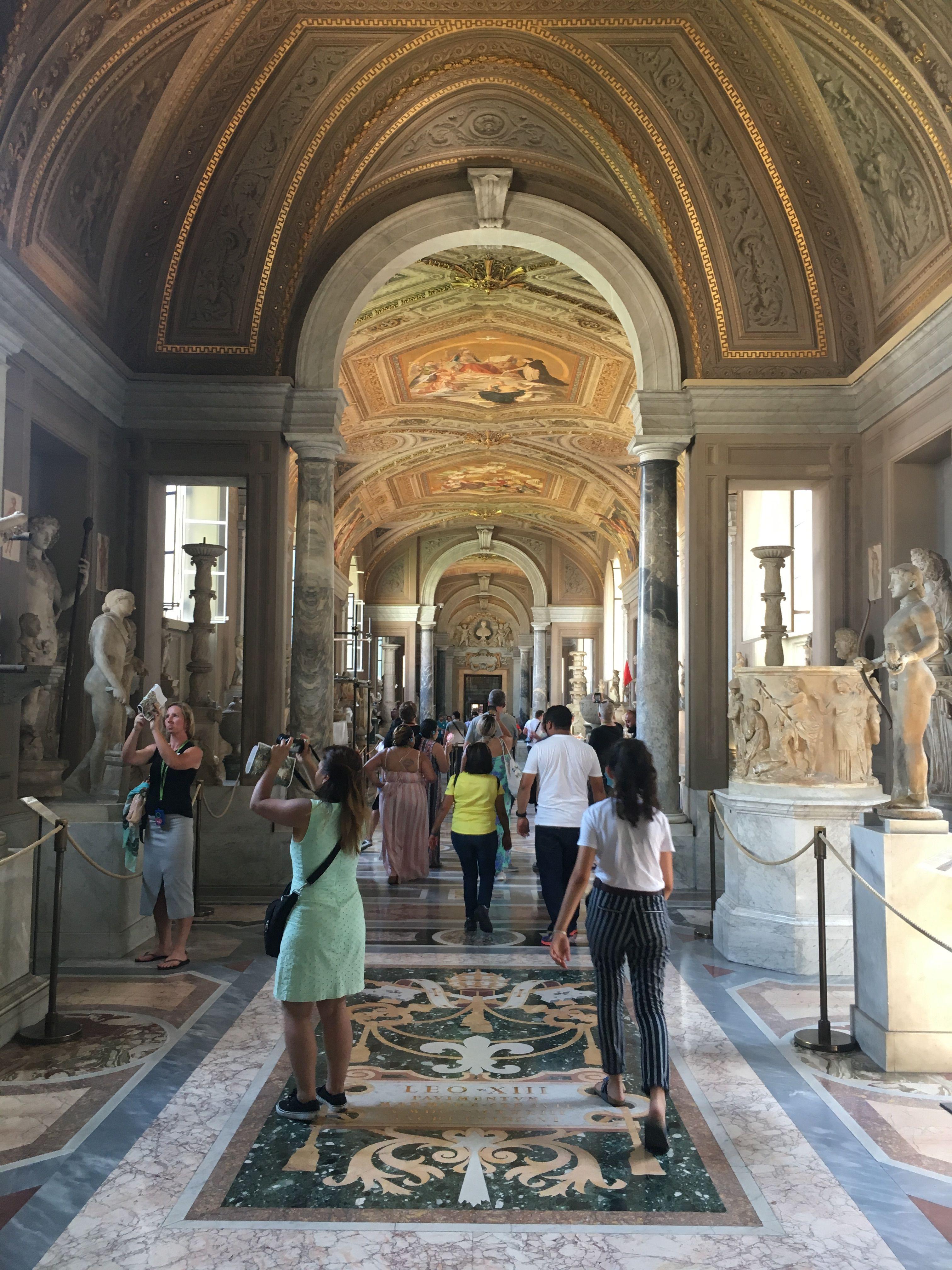 Sistine Chapel, Vatican City, Vatican