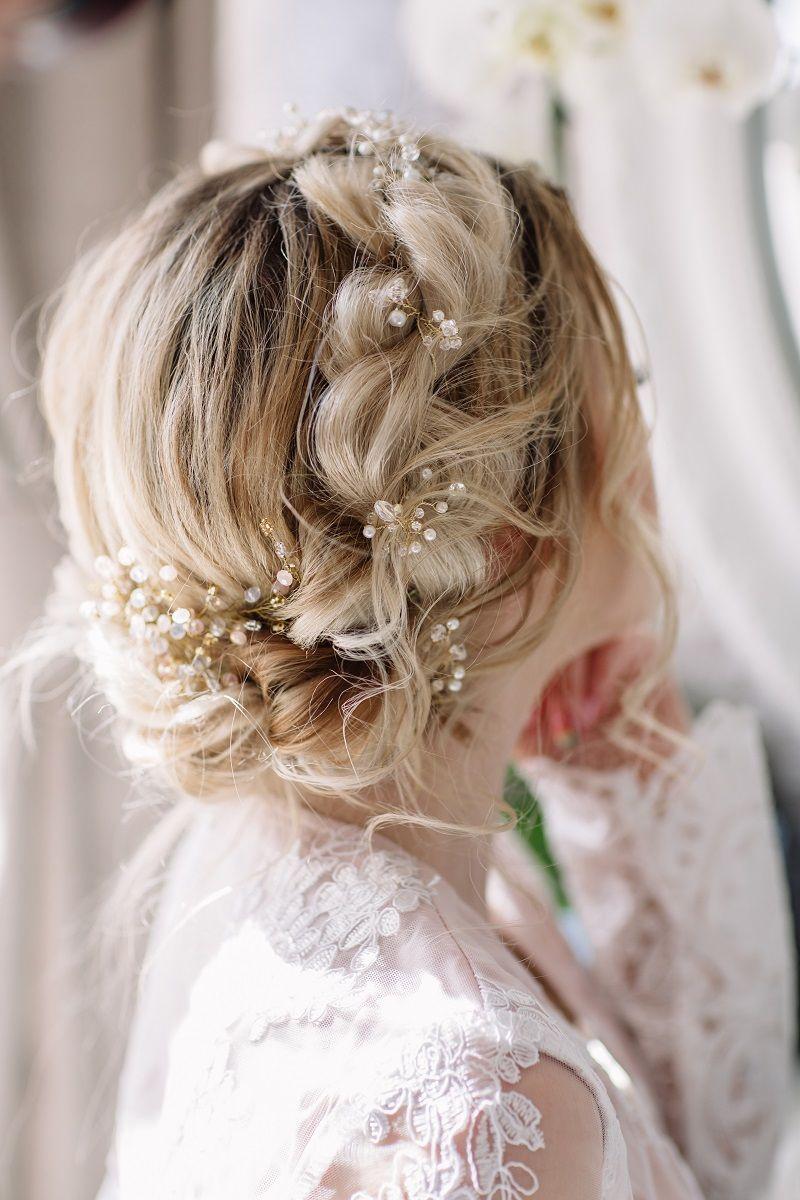 Brautfrisur Geflochten 35 Kreative Ideen Brides Maidens