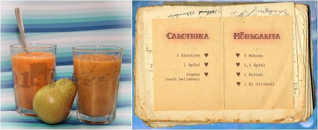Carothina // Möhrgarita