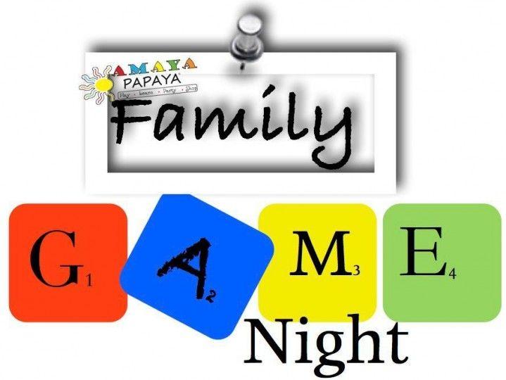 Family Game Night Orlando Fl Kid Events Family Game Night Game Night Kids Events