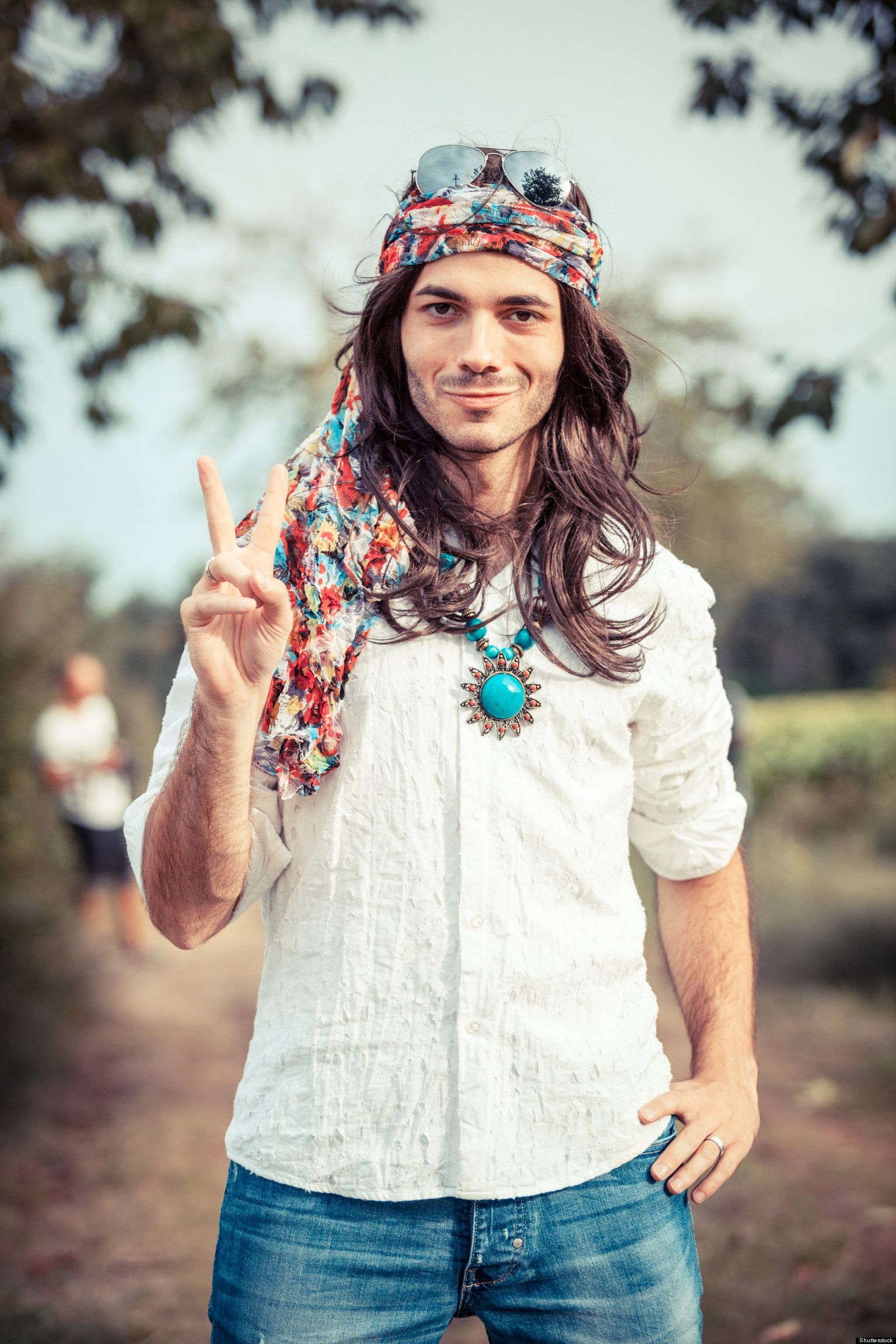 Modern Hippie Modern Hippie Fashion For Men