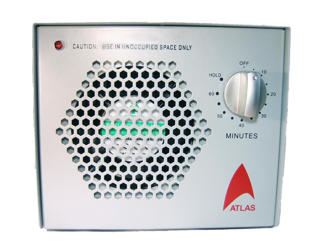 Commercial Ozone Generator Air Purifier Timer Function in