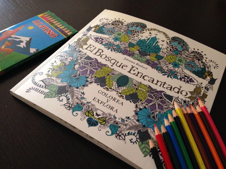 """Libros antiestrés: el """"pinta y colorea"""" regresa a nuestras vidas"""