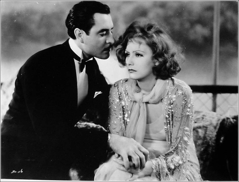 "miss-flapper: ""Greta Garbo and John Gilbert in A Woman of Affairs their 3rd film together, 1928 """