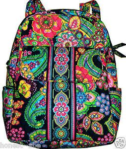 cc298a91cfc Vera+Bradley+Retired+Patterns   Details about NWT VERA BRADLEY Retired  Pattern Symphony in Hue Small .