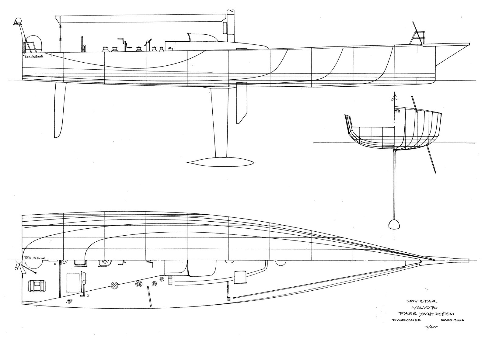 medium resolution of planing hull sailboat design google search yacht design boat design volvo ocean race