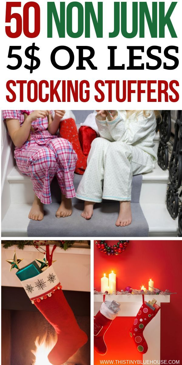 50 Stocking Stuffers Under $5 For The Whole Family