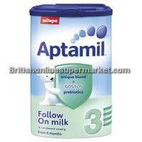 Milupa Aptamil Follow On Milk 900g 12 49 Aptamil Baby Formula Milk Baby Milk