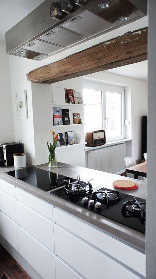 Arbeitsplatten aus Keramik verbinden Natürlichkeit, Eleganz und - arbeitsplatte küche verbinden