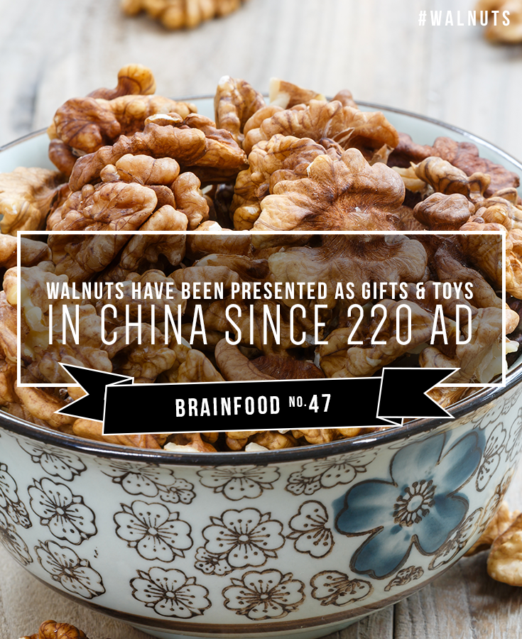 Considered A Symbol Of Status Walnuts Are A Gift Among Chinas