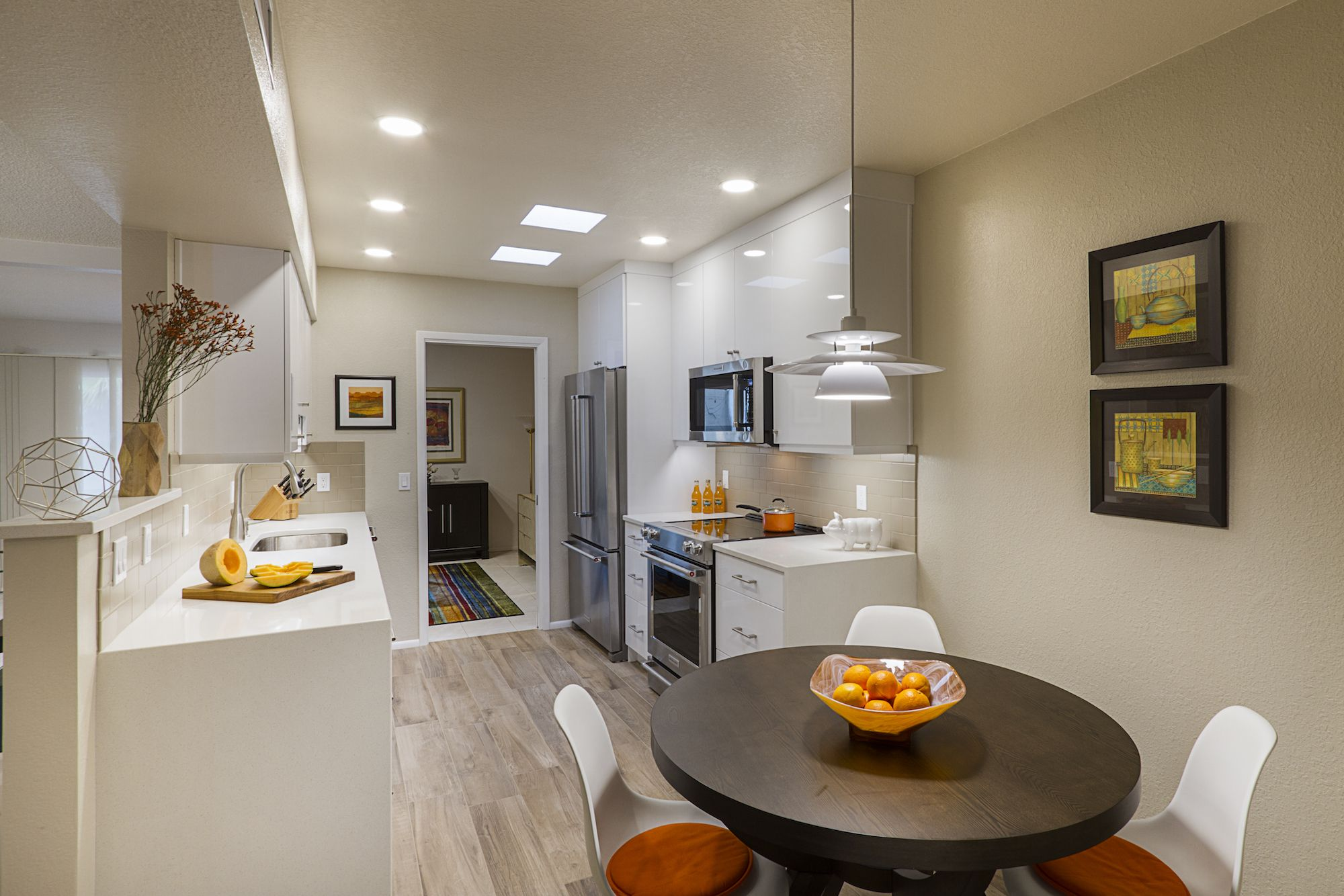 Premium Home Appliances Mid century modern kitchen, Home