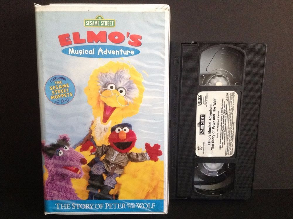 Sesame Street - Elmo's Musical Adventure: The Story of Peter