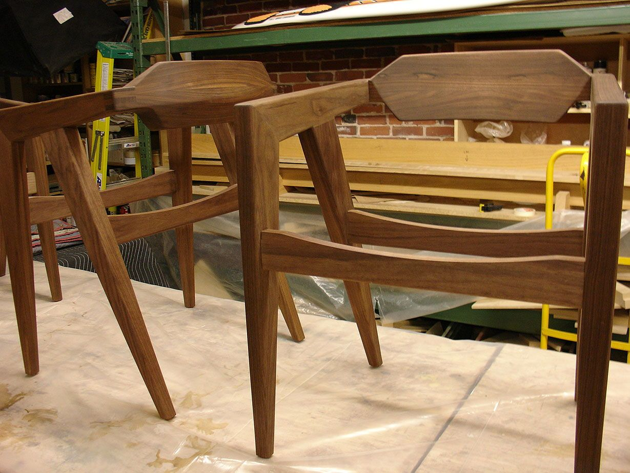 Beau Each Piece Made In Our Portland, Maine Furniture Shop Is Made With  Meticulous Care And