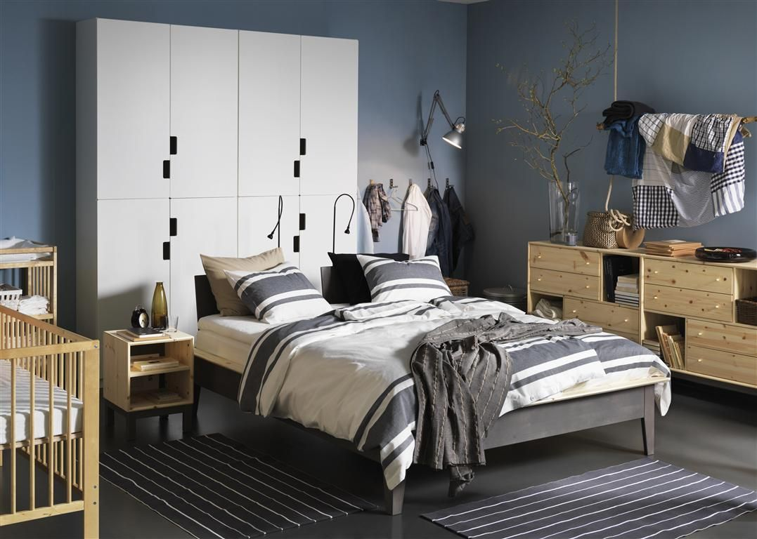 pax sandset wardrobe and norn s bed frame ikea catalogue 2015 pinterest bed frames ikea. Black Bedroom Furniture Sets. Home Design Ideas