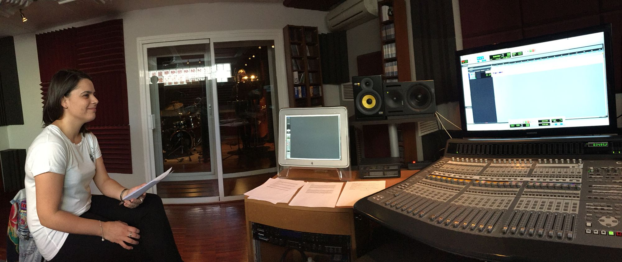 Musicmaster Estudios Málaga   Anthony McKee\'s House/In Law Quarters ...