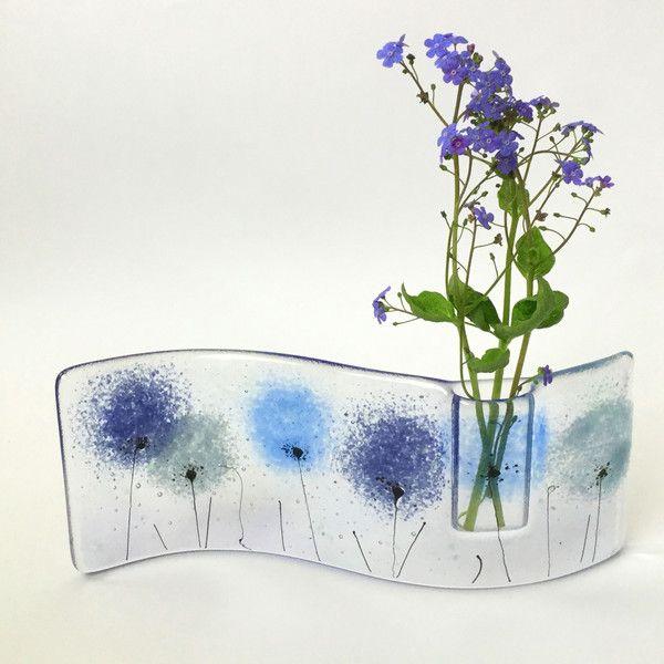 Fused Glass Bud Vase Complete Wiring Diagrams
