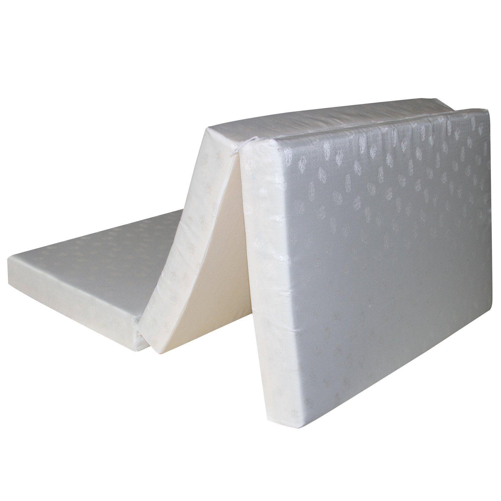 sleep master 4 memory foam tri fold comfort mat cars