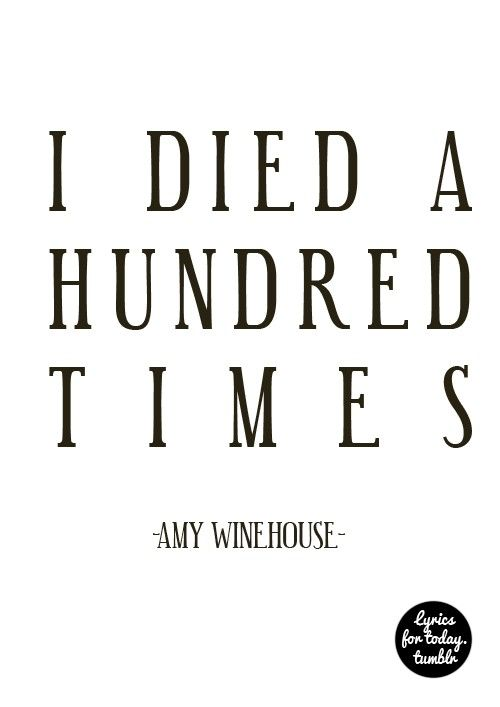 Back To Black Amy Winehouse Amy Winehouse Quotes Amy