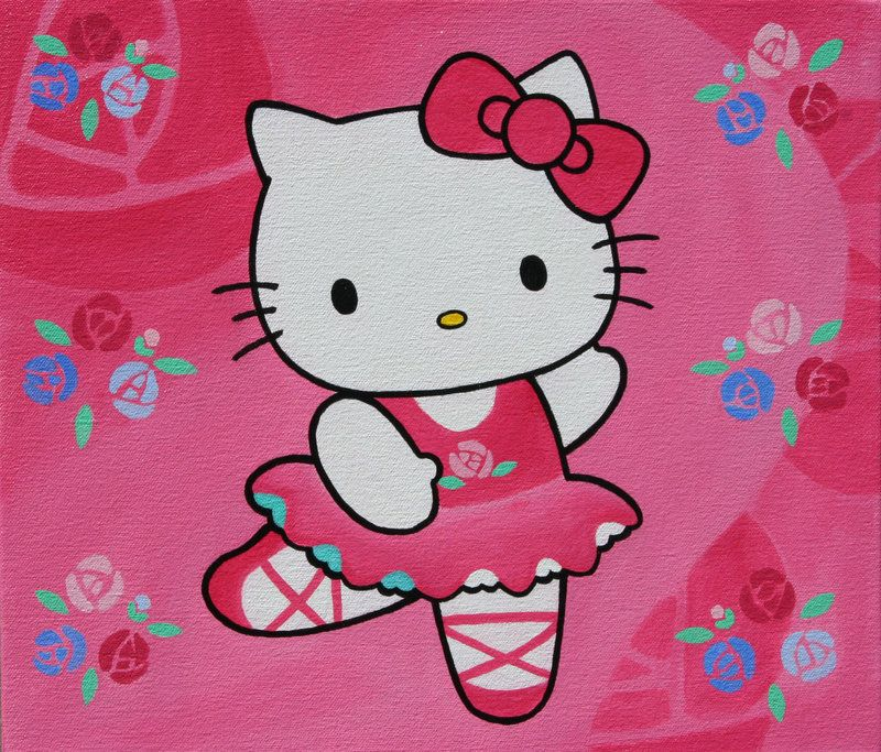 Hello Kitty Dance 2 Of My All Time Favorite Things Hello Kitty Kitty Hello