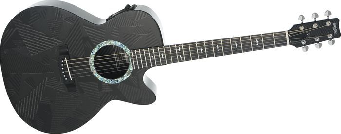 Rainsong Black Ice Series Bi Ws1000n2 Graphite Acoustic Electric Guitar Acoustic Electric Guitar Guitar Acoustic