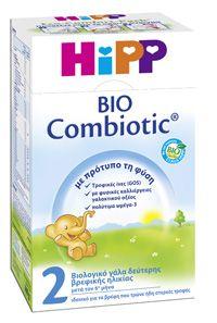 ΗiPP 2 Bio Combiotic Από Τον 6ο Μήνα 600gr. Μάθετε περισσότερα ΕΔΩ: https://www.pharm24.gr/index.php?main_page=product_info&products_id=2764