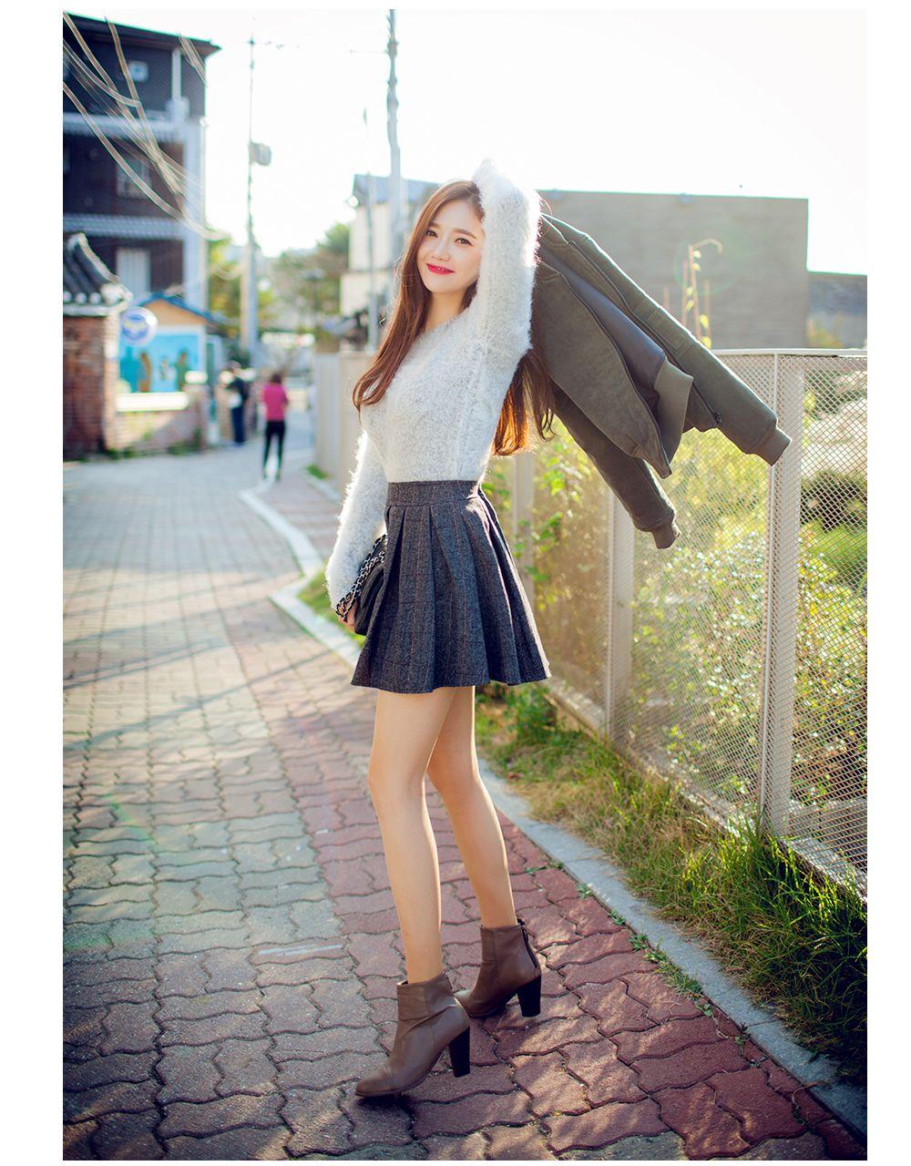 wonderful korean cute outfit for female 10