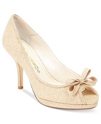 Caparros Impulse Platform Evening Pumps - Evening & Bridal - Shoes - Macy's