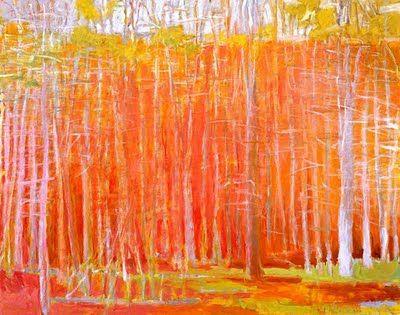 wolf kahn images | pinkpagodastudio: Inspiration: American Painter, Wolf Kahn