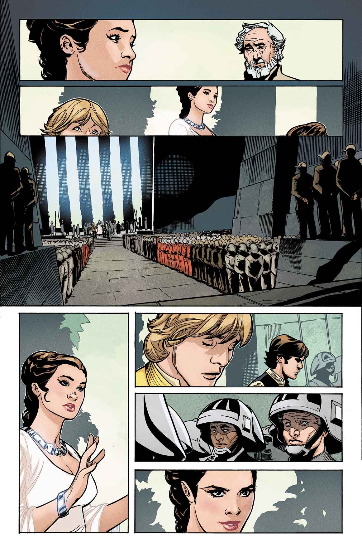 Star Wars: Princess Leia #1 - Exclusive Preview